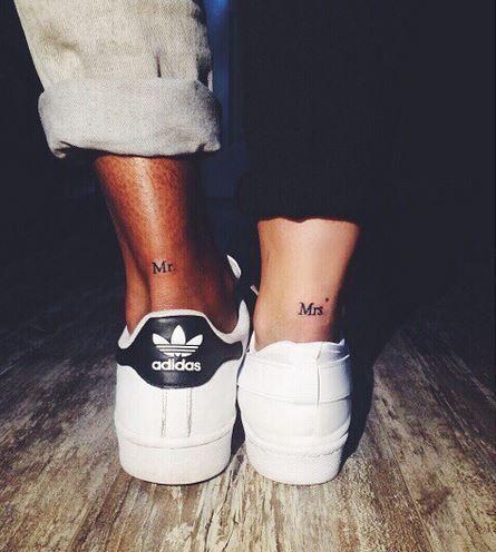 Hình xăm đôi đẹp